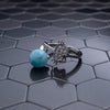 Larimar Ring, Kitty