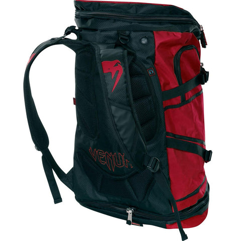 4a85ffd5677b Venum Challenger Extreme Backpack Black Red – Olympia