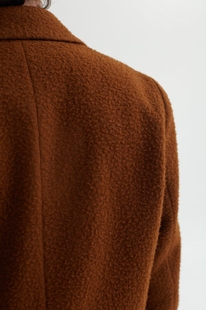 HAMRA JACKET CASENTINO BROWN