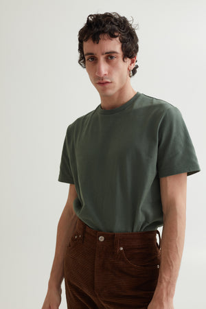 CLIN TEE WILLOW GREEN
