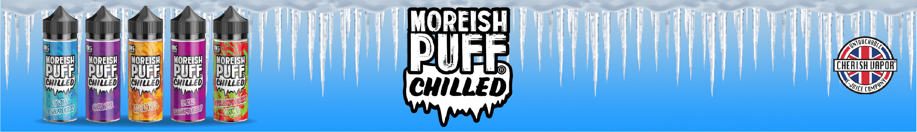Moreish Puff Chilled