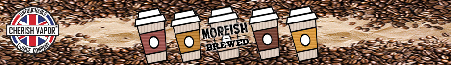 Moreish Puff Get Brewed