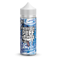 Bubblegum By Moreish Lollies 0mg Short Fill - 100ml