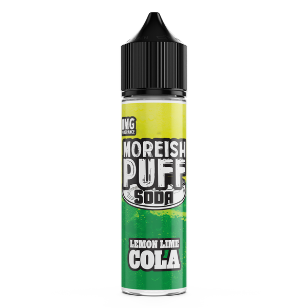 Soda Lemon/Lime Cola 50ml Short Fill
