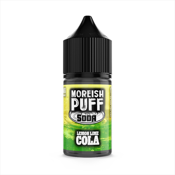 Moreish Puff Soda Lemon/Lime Cola 25ml Short Fill