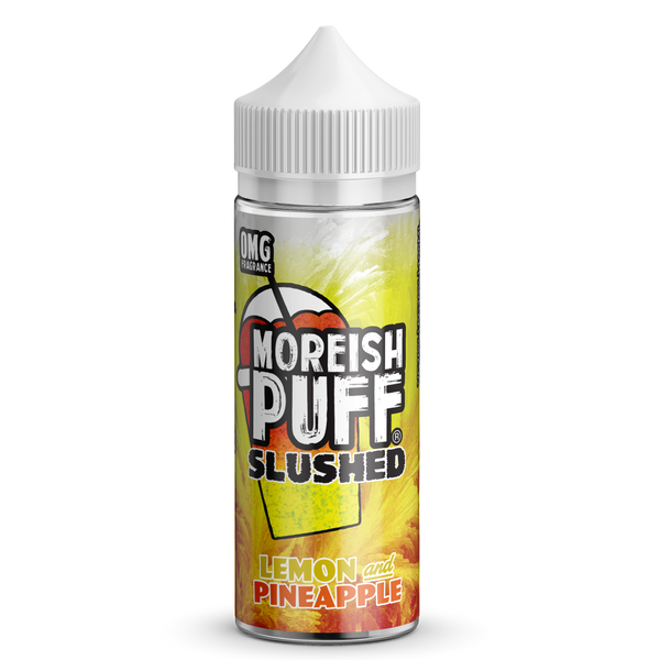 Lemon & Pineapple Slushed 100ml Short Fill