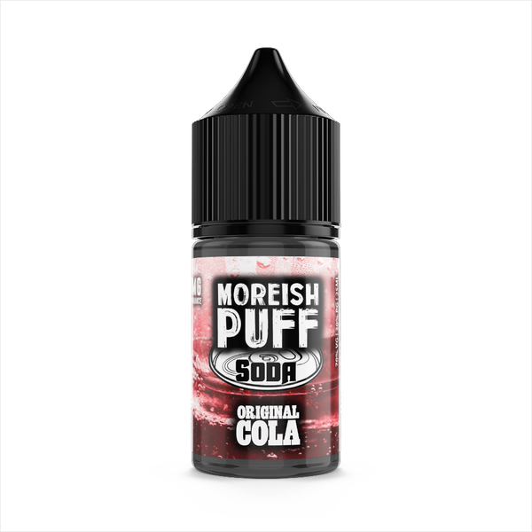 Soda Original Cola 25ml Short Fill