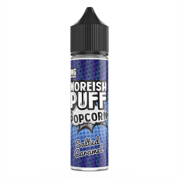 Salted Caramel Popcorn 50ml Short Fill