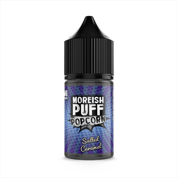 Salted Caramel Popcorn 25ml Short Fill