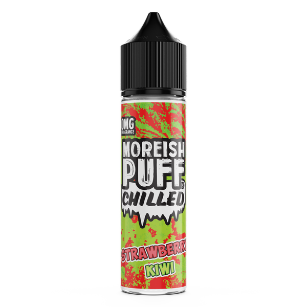 Strawberry & Kiwi Chilled 50ml Short Fill