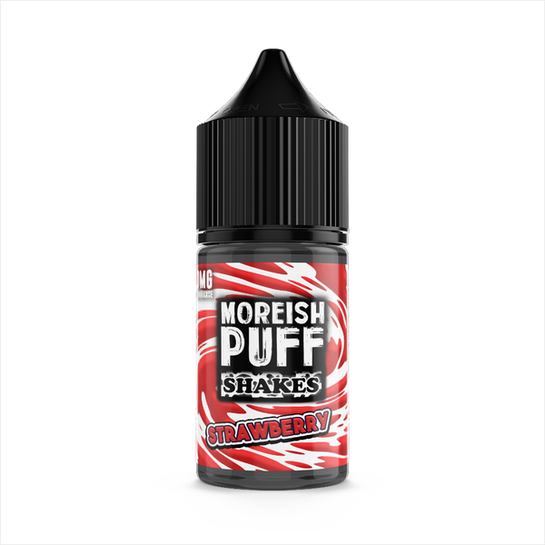 Strawberry Shakes 25ml Short Fill