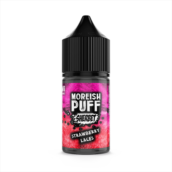 Strawberry Laces Sherbet 25ml Short Fill