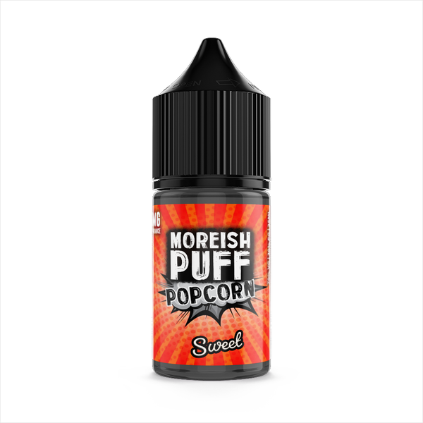 Sweet Popcorn 25ml Short Fill