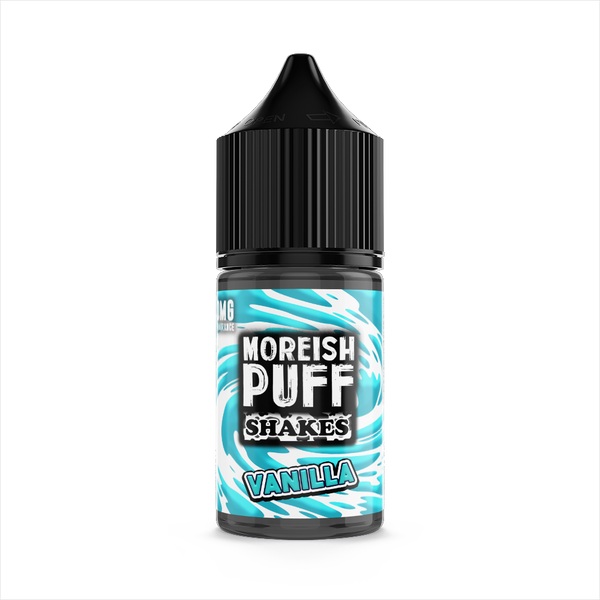 Moreish Puff Vanilla Shakes 25ml Short Fill