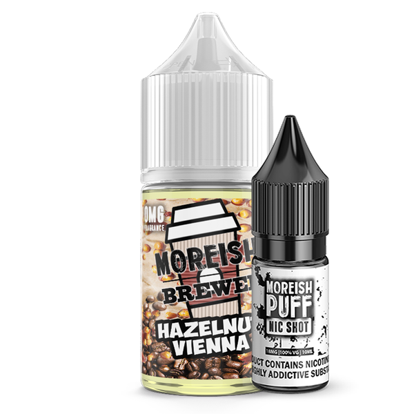 Hazelnut Vienna 25ml Short Fill