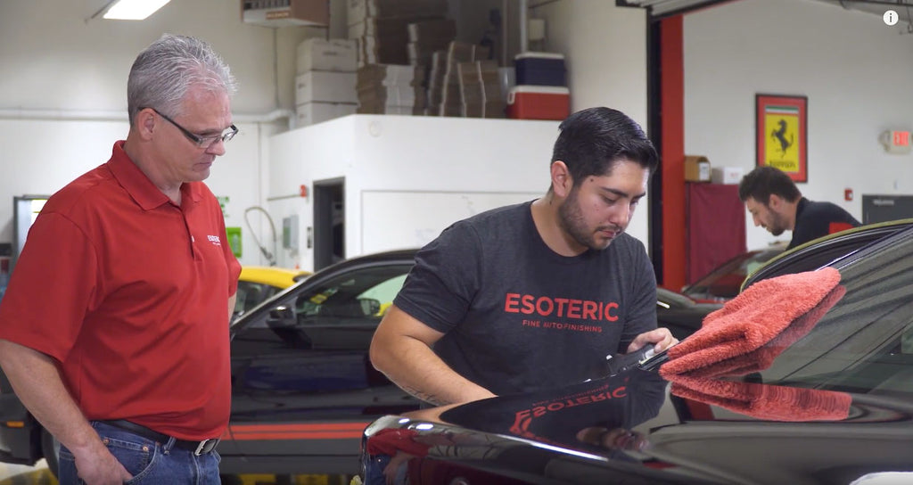 Jescar Correcting Compound Review - ESOTERIC Car Care!