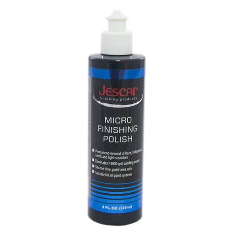 JESCAR MICRO FINISHING POLISH - 8oz