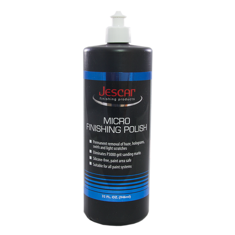 JESCAR MICRO FINISHING POLISH  - 32oz