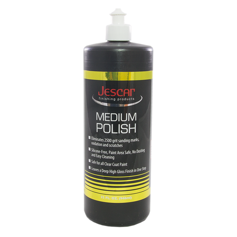 JESCAR MEDIUM POLISH - 32oz