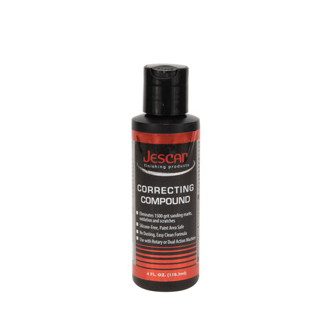 JESCAR CORRECTING COMPOUND - 4oz Trial