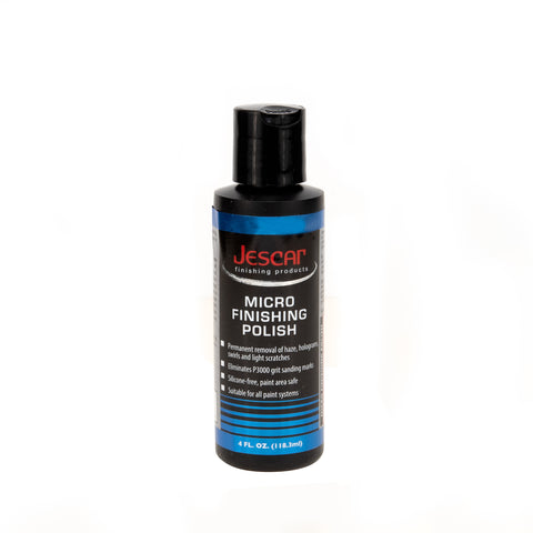 JESCAR MICRO FINISHING POLISH - 4oz Trial
