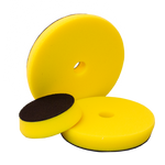 YELLOW FOAM POLISHING PAD - 6.5""
