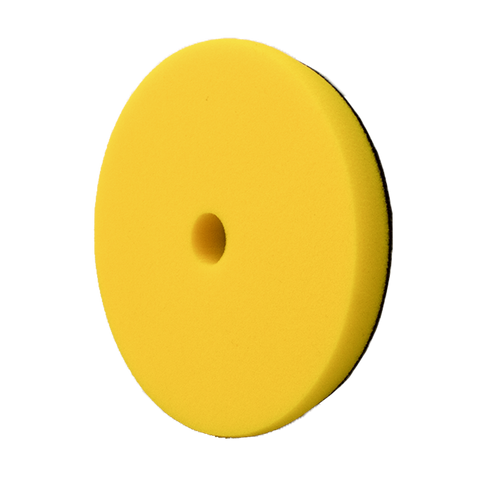 YELLOW FOAM POLISHING PAD - 6.25""