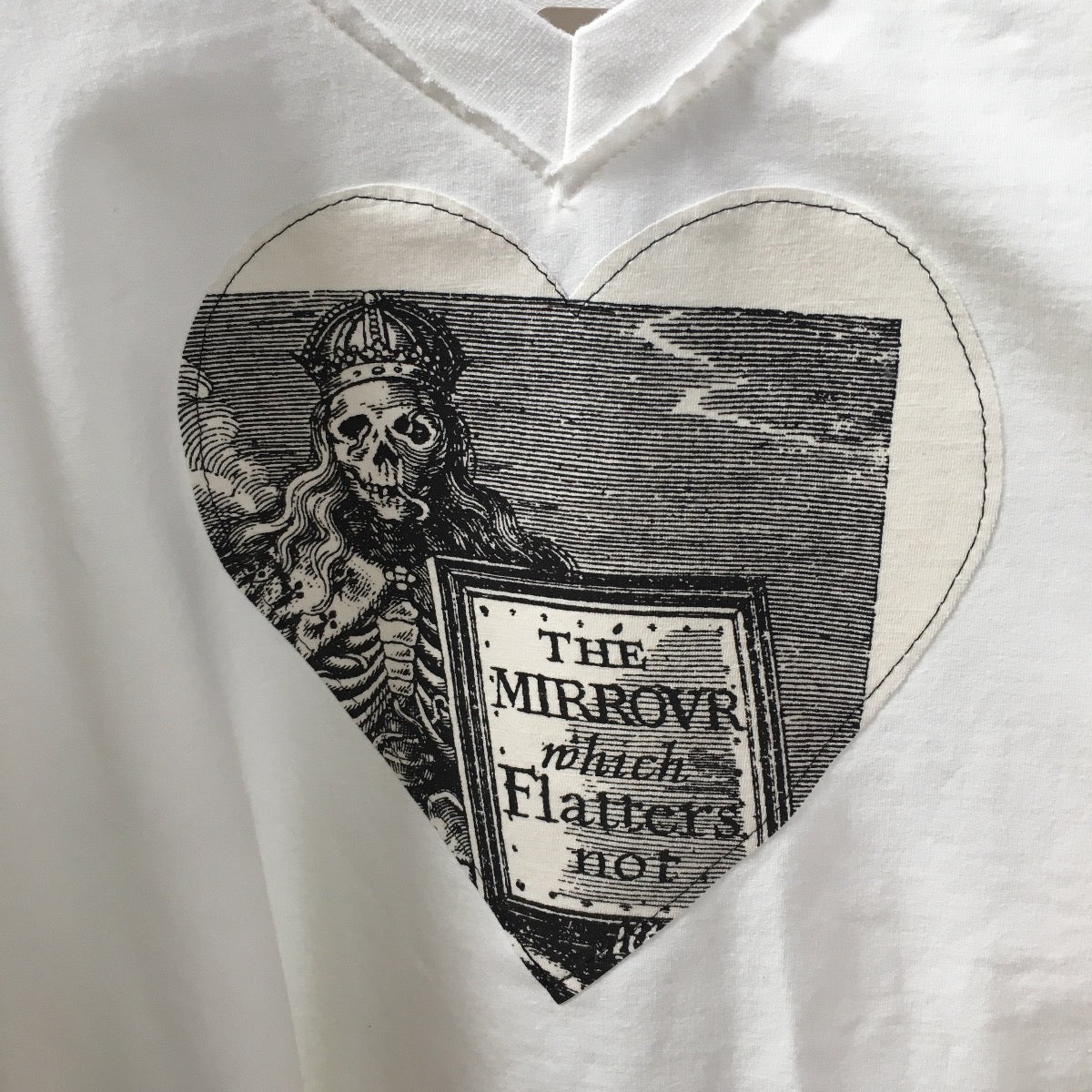 The Perfect Sweatshirt - Heart PFTP