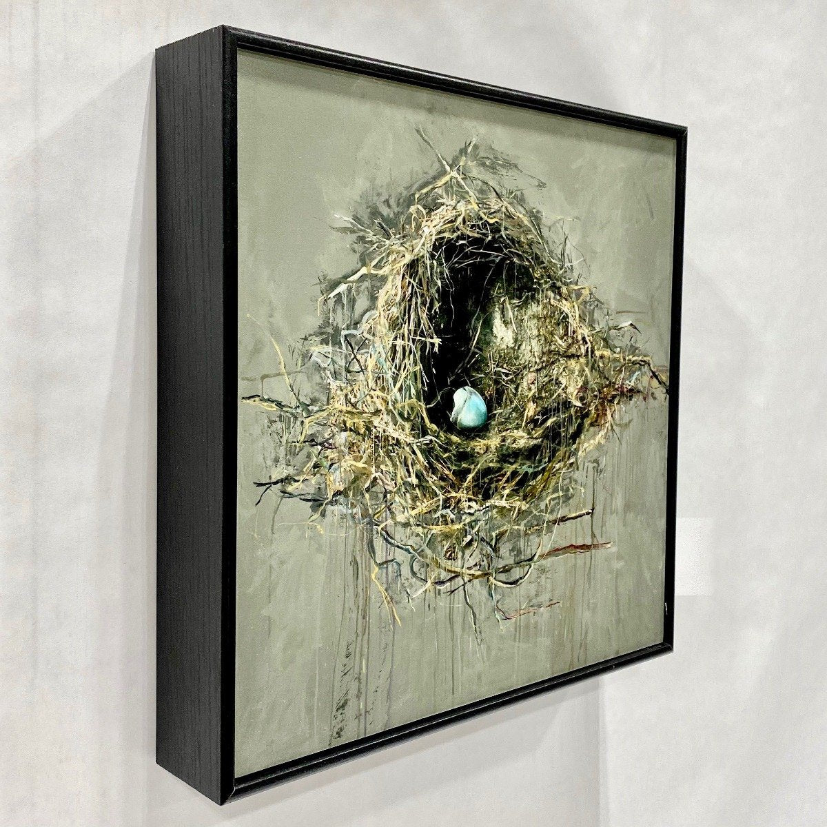 Framed Giclee Art Blocks Small and Large