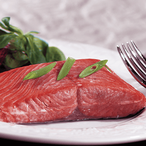 Copper River Sockeye Salmon Fillets