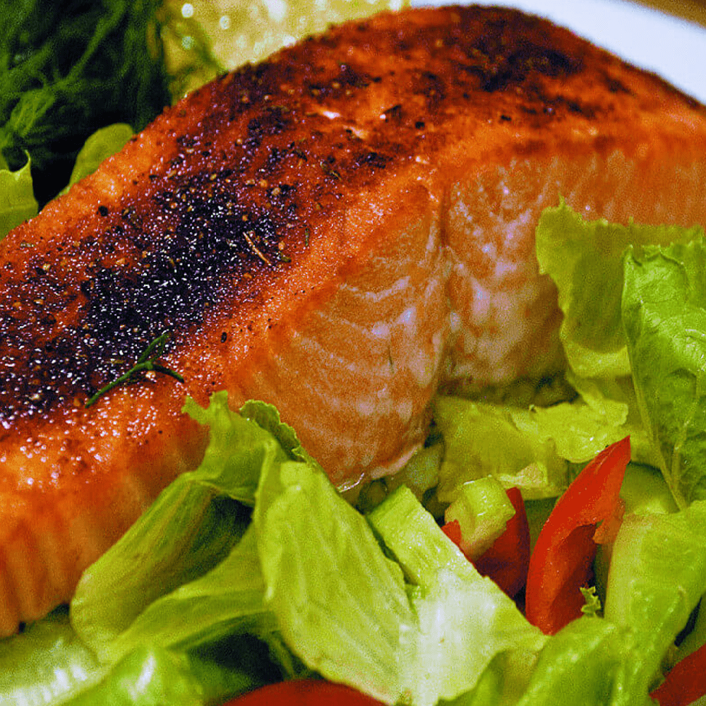 King Salmon Fillets