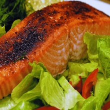Load image into Gallery viewer, Quadruple Salmon Fillet Sampler