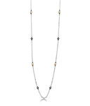 Two Tone Layering Chain - 40""