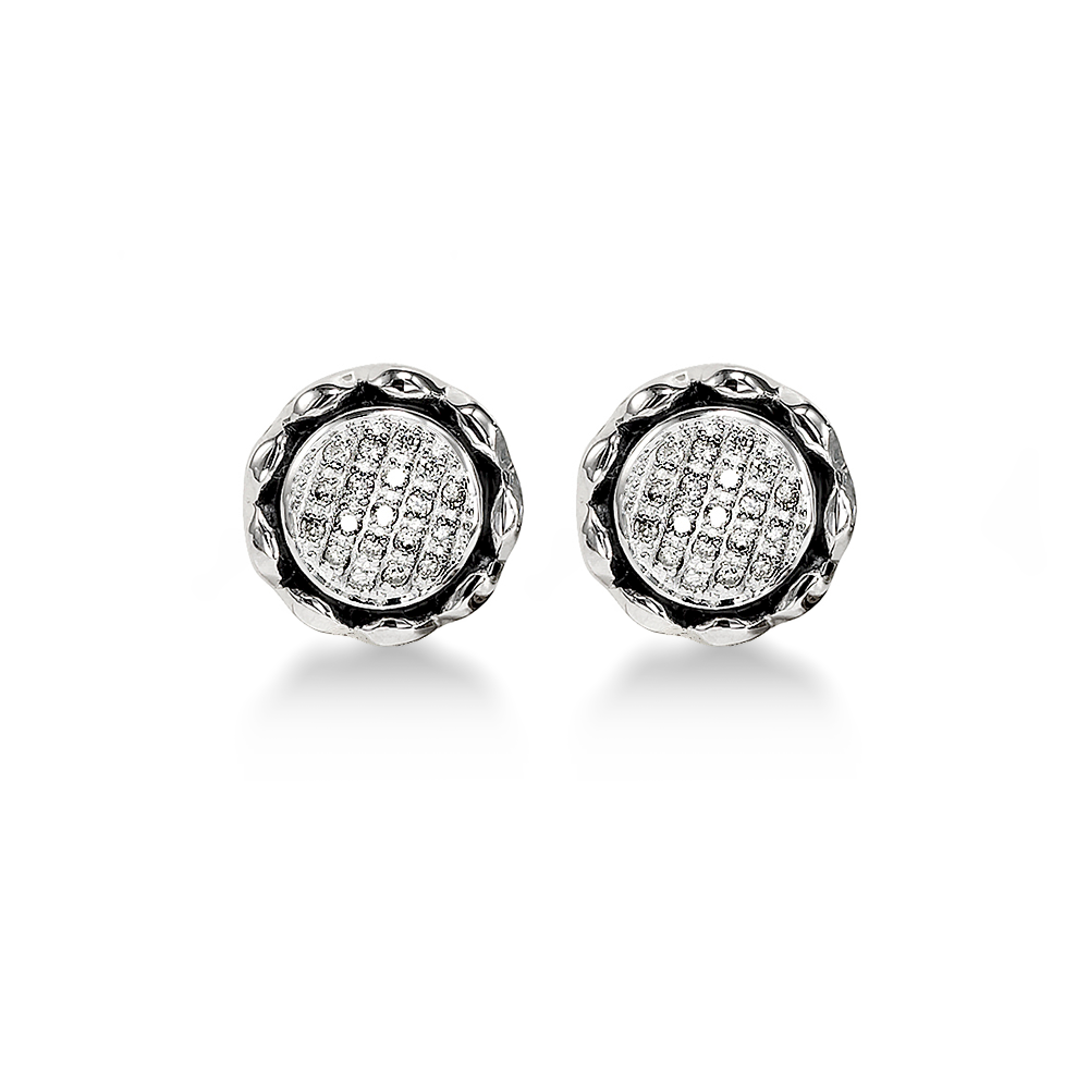 Zoe Diamond Earrings