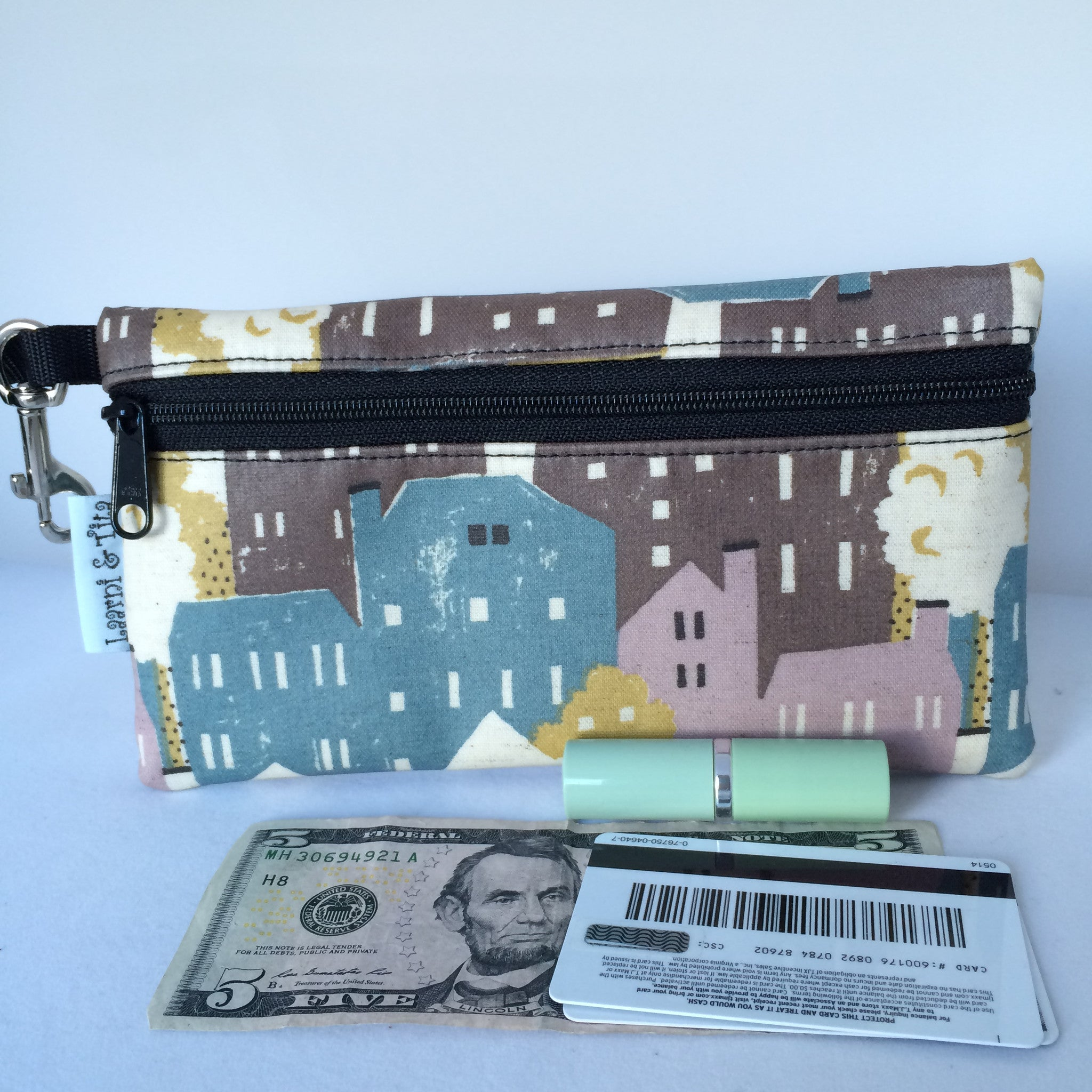 Large Wristlet in Buildings/Homes
