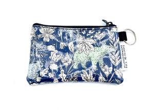 Coin Purse in Forest Animals