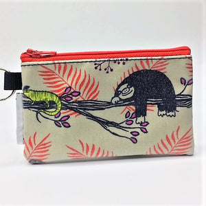 Coin Purse in Sloth