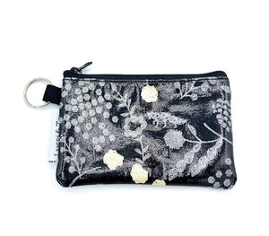 Coin Purse in Spotted Animals