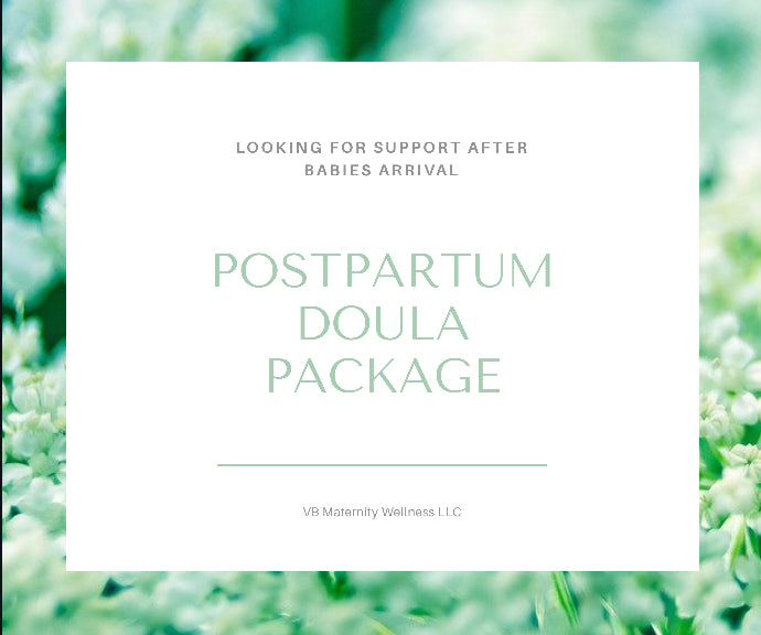 Postpartum Doula Package