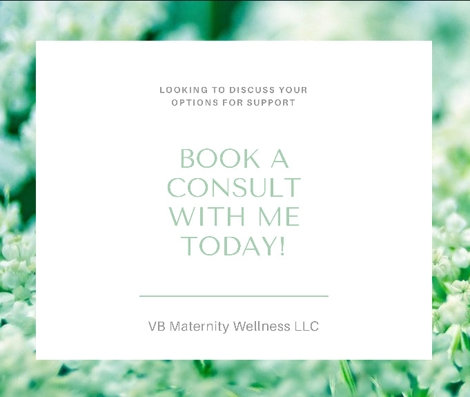 VB Maternity Wellness Consultation