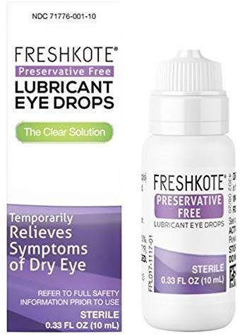 FRESHKOTE® Preservative Free (PF) Lubricant Eye Drops Multidose Bottle