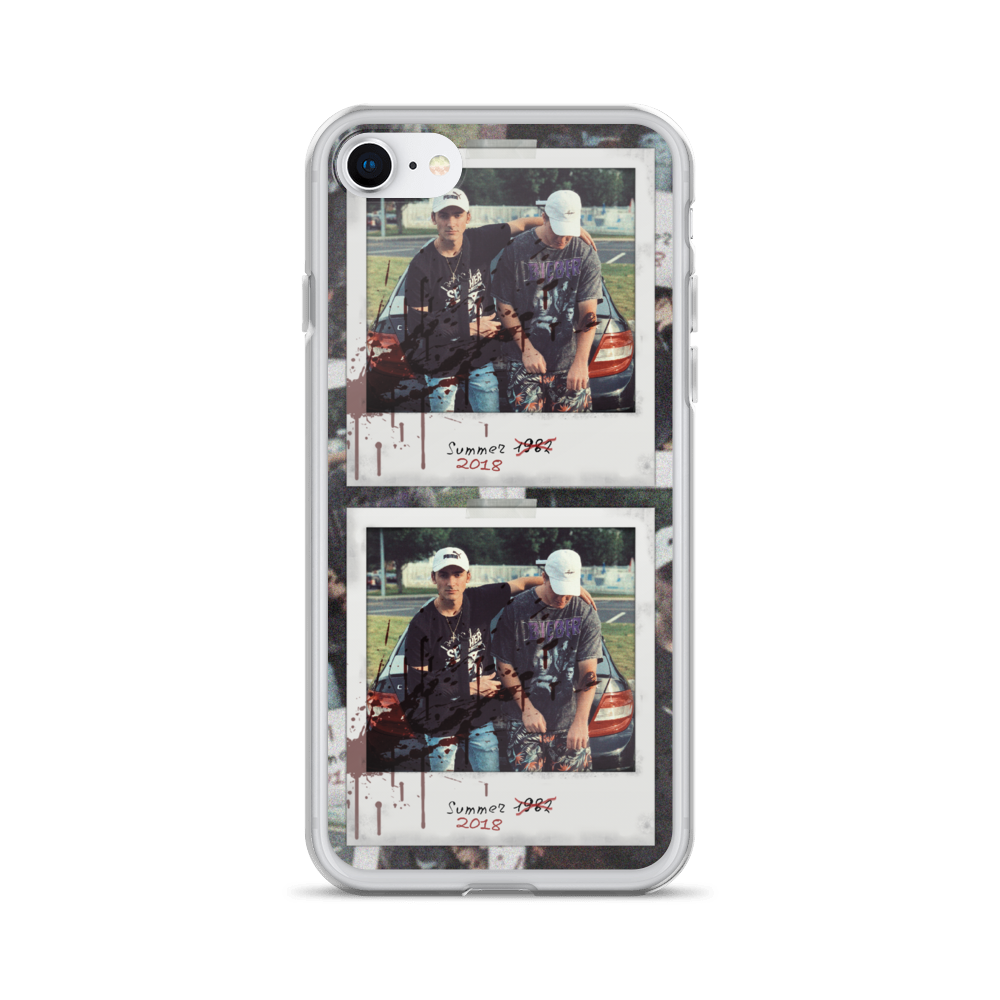 Clinton Rd. iPhone Case