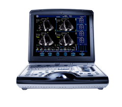 GE Vivid I portable ultrasound machine