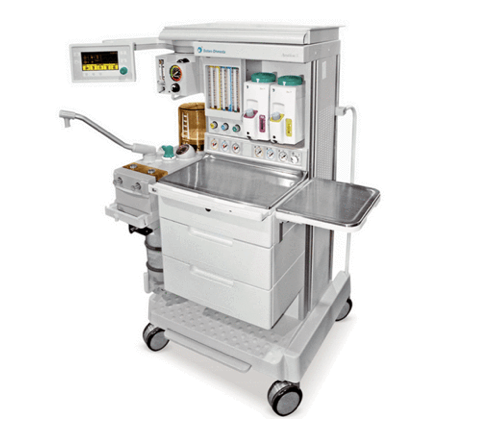 Image of GE Datex Ohmeda Aestiva 3000 Anesthesia Machine