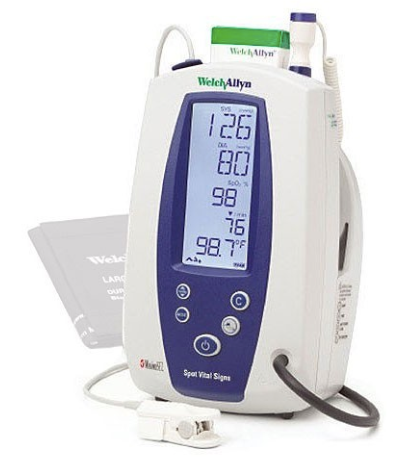 Welch Allyn 420 Patient Monitor
