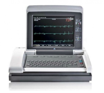 GE Marquette Mac 5000 EKG Machine (with Cam 14)