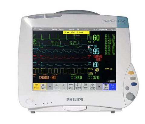 Philips Intellivue MP20 Patient Monitor