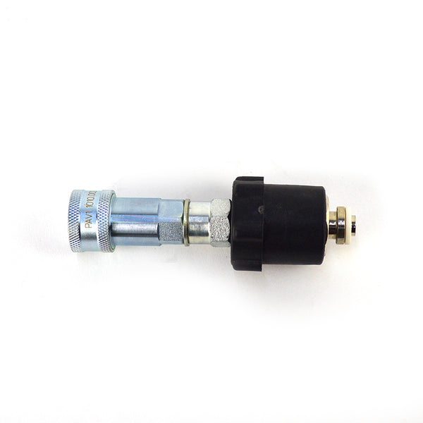 CO2 Cylinder Bottle Adaptor With Fast Coupling