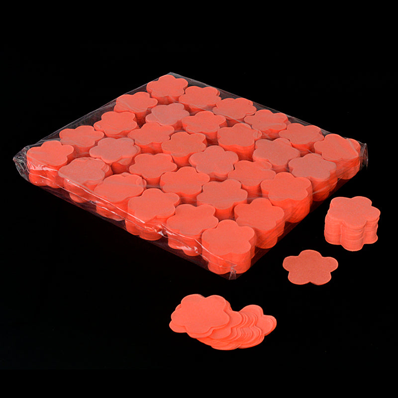 1kg Tissue Flower Confetti 55mm