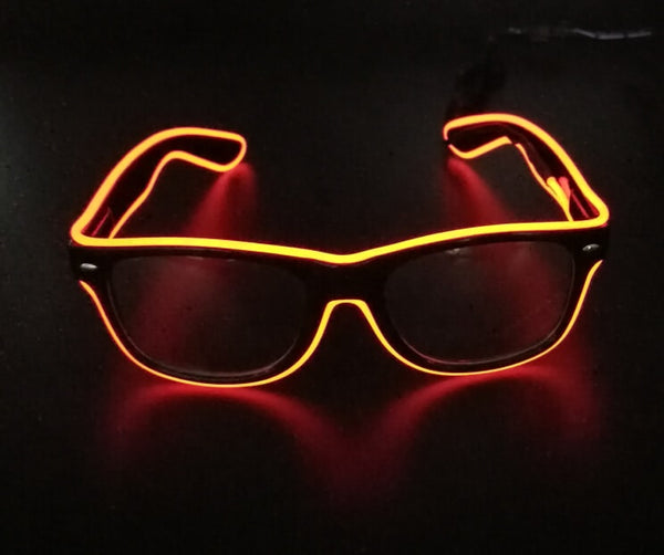 Extreme EL Glasses (Orange)